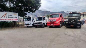 Pátio de Remoção de Veículos Detran